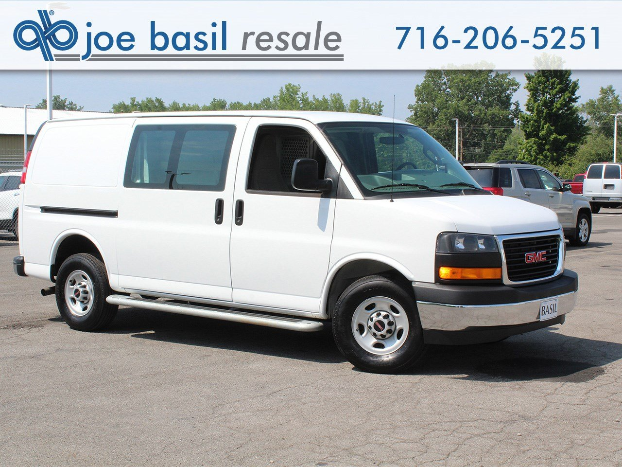 Full Size Van >> Pre Owned 2017 Gmc Savana Cargo Van Cargo Full Size Cargo Van In