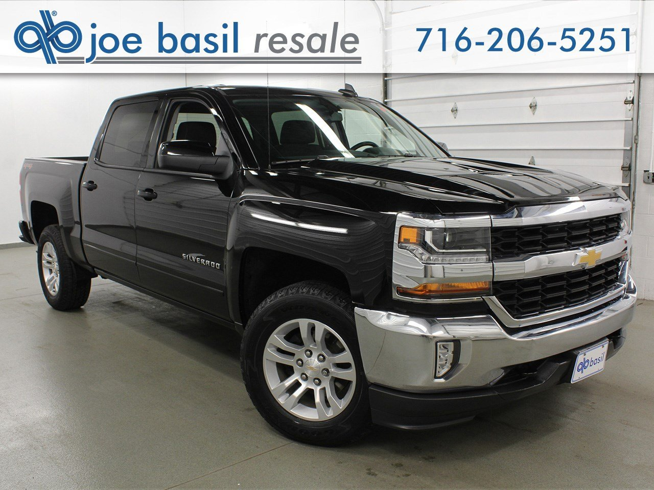 Pre Owned 2017 Chevrolet Silverado 1500 Lt Crew Cab Pickup In Depew