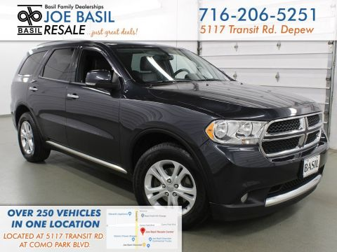 Pre-Owned 2013 Dodge Durango Crew AWD
