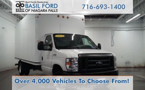 2018 Ford E-450SD Base