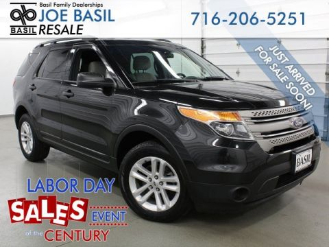 Pre-Owned 2015 Ford Explorer
