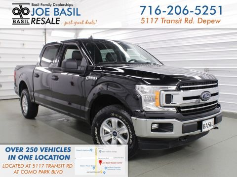 Pre-Owned 2019 Ford F-150 XLT With Navigation & 4WD