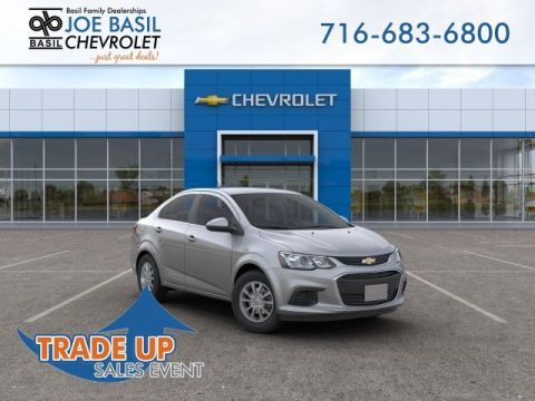 New 2019 Chevrolet Sonic LT 4dr Car