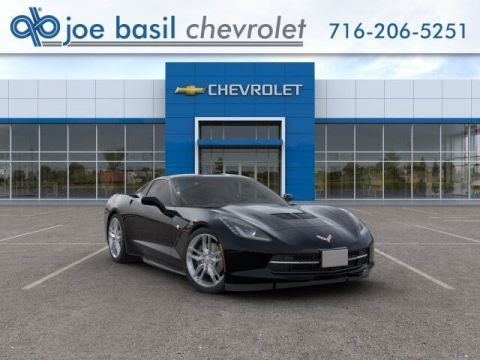 New 2019 Chevrolet Corvette 2LT