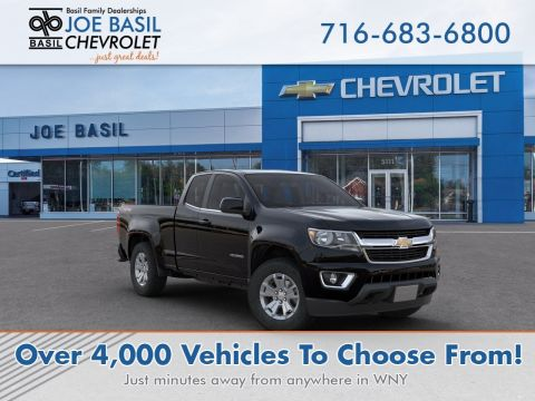 New 2020 Chevrolet Colorado 4WD LT Double Cab Pickup 4WD