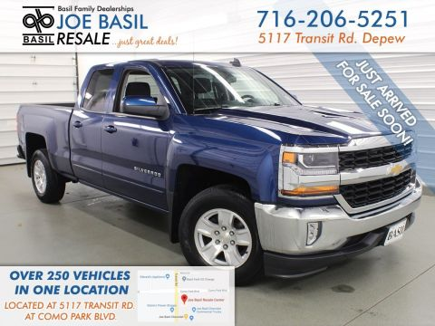 Pre-Owned 2016 Chevrolet Silverado 1500 LT RWD Extended Cab Pickup