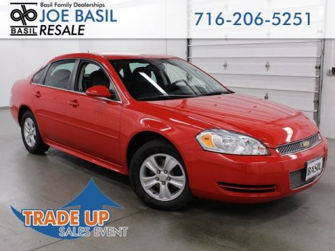 Pre-Owned 2012 Chevrolet Impala LS Retail