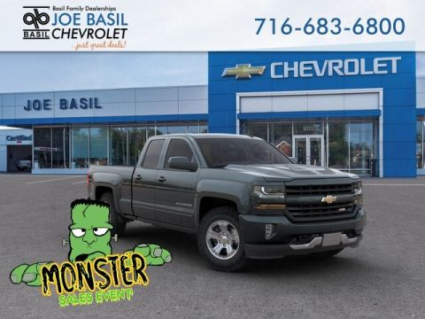 New 2019 Chevrolet Silverado 1500 LD LT Double Cab Pickup