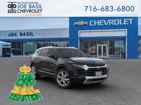 New 2019 Chevrolet Blazer Premier With Navigation & AWD