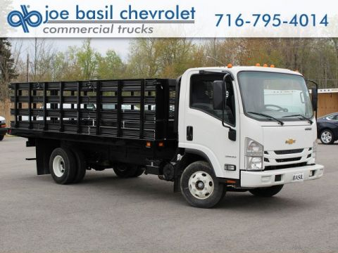 New 2018 Chevrolet 3500 LCF Gas