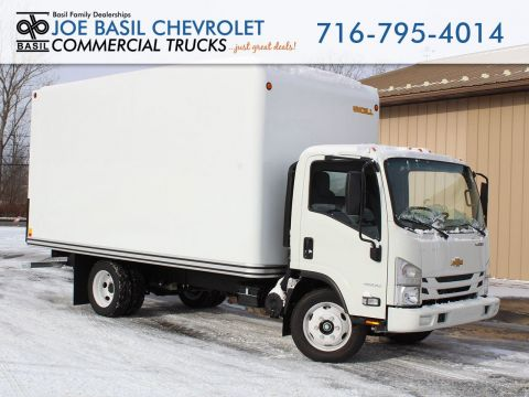 New 2019 Chevrolet 4500 LCF Gas RWD Regular Cab Chassis-Cab