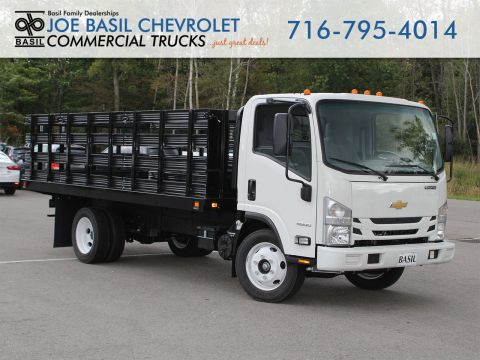 2019 Chevrolet 4500 LCF Gas